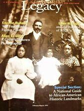 American Legacy Magazine.Carter G. Woodson & Black History Month