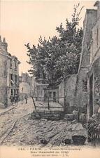 CPA 75 PARIS XVIIIe VIEUX MONTMARTRE RUE MARCADET EN 1860