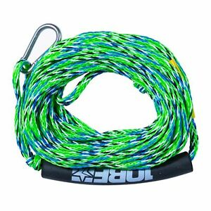 Jobe 2 Person Tow Rope (Lime) **OFFICIAL JOBE DEALER**