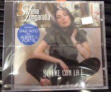 SELENE LUNGARELLA : SELENE CON LA E - * CD NUOVO SIGILLATO RARO- FEAT. A.FORTIS