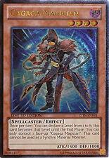 3x Yugioh ZTIN-ENV01 Gagaga Magician Ultimate Rare Card