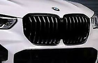 BMW X5 G05 Shadowline Gloss Black M Performance Front Kidney Grille 51138096590
