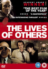 DVD:THE LIVES OF OTHERS - NEW Region 2 UK