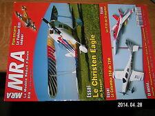 MRA n°818 plan encarté Fokker EIII / F18 Columbia 350 Christen Eagle