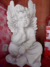 Engel schlafend Statue Gartenfigur Grab Figur VERSANDKOSTEN FREI BRD