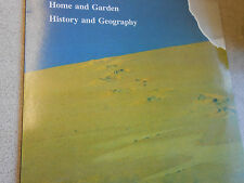 Home And Garden - History & Geography [Dead Man's Curve] (LP Ex. Vinyl)