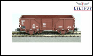 Liliput - DB Selbstentladewagen Self Unloading Wagon, 2 Axle, Ep III - L235060
