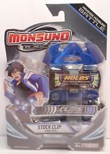 Monsuno Stock Clip CORE-TECH Blue Maximize Battle