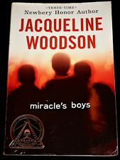 Miracle's Boys by Jacqueline Woodson (Paperback Book)