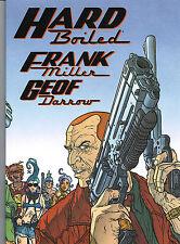 Hard Boiled di Frank Miller volume unico ed.Magic Press sconto 50%
