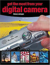 Joinson, Simon, Get the Most from Your Digital Camera, Very Good Book