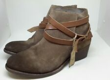 Womens H by Hudson Horrigan Washed Suede Ankle Boots UK 7 EU 41 RRP £155