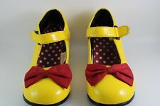 Disney Authentic Minnie Mouse Women's Costume Shoes Size 7