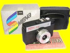 NEU BRAND NEW SMENA-8M LOMO Lomography USSR 40mm Russian compact camera in BOX