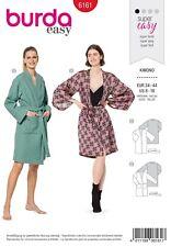 6378 Misses/' Kimono Einfach Nähen Muster Mit Variationen New Look GRÖSSEN XS