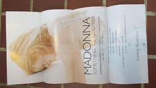 Madonna 12x24 Inch Promotional Poster
