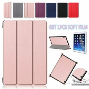Tablet Case For Huawei MediaPad T5 10 10.1in Magnetic Leather Stand Cover + Film