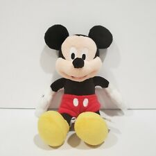 MICKEY MOUSE Mini Bean Bag Plush Toy Kids Disney 9""