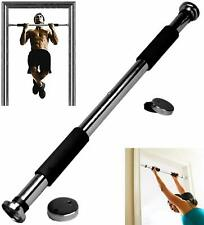 Doorway Pull Up Resistance Fitness Boxing Weight Lifting Waist Support Rod