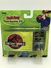 THE LOST WORLD JURASSIC PARK TALKING VIEW-MASTER 3-D CARTRIDGE *NEW* 1997