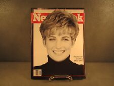 Newsweek Magazine  Princess Diana 1961-1997 September 8, 1997