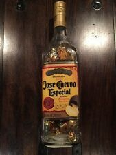Rare Vintage 2008 Jose Cuervo  Empty Bottle With Chocolate Candy Display  750ML