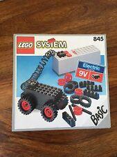 Lego System Electric 9v 845
