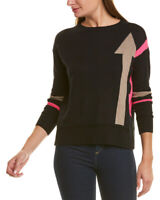 Lisa Todd Dropped-Shoulder Cashmere-Blend Sweater Women's