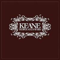 KEANE 'HOPES AND FEARS' CD NEU+++
