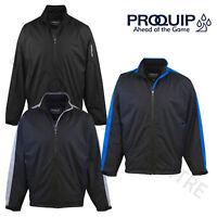 PROQUIP Aquastorm Pro Mens Golf Waterproof Jacket *3 Year Guarantee*