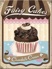 MAGNET 14287 - FAIRY CAKES - CHOCOLATE CREAM - 8 x 6 cm - NEU