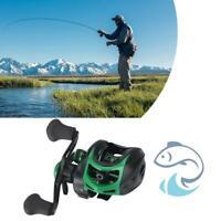 High Speed Bait Casting Fishing Reel 20 Ball Bearing 9.1:1 Lure Wheel Right Hand