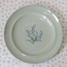 """Vtg 1950s Spode Jacinth Flemish Green S2850 Bluebell breakfast salad plate 9"""""""
