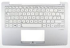 Asus X201 X201E tapa Reposamanos Blanco Teclado Disposición RU 13nb00l1am0102