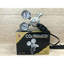 UP-AQUA CO2 AJUSTABLE REGULATOR + SOLENOID