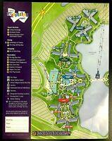 NEW 2021 Walt Disney World Art of Animation Resort Map + 4 Theme Park Guide Maps