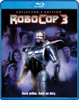 RoboCop 3 (Collector's Edition) [New Blu-ray] Collector's Ed, Widescreen