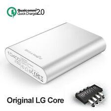 BlitzWolf 10400mAh QC2.0 Quick Charge Qualcomm Portable Charger Phone External