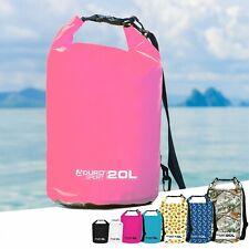 Aduro Sport 2L 5L 10L 20L Water Resistant Waterproof Dry Bag Floating Camping