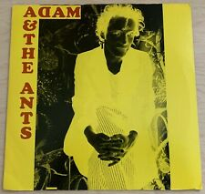 ADAM AND THE ANTS Embryo / Tiki Gods (1982) 2 LP Creative Artistry LIVE Rare