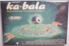 """Ka Bala Board Game Box 2""""x3"""" MAGNET Refrigerator Locker Retro Kabala Kabbalah"""