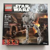 LEGO AT-ST Walker 75153 Star Wars New Sealed
