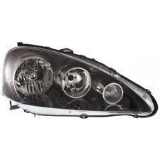 For Acura RSX 05-06, Passenger Side Headlight, Clear Lens