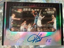 2014-15 Panini Gala VINCE CARTER On Card Autograph Vinsanity TRUE 1/1 Kings