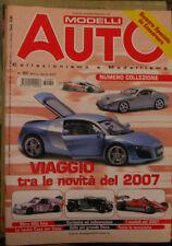 Rivista MODELLI AUTO n° 82 Marzo/Aprile 2007