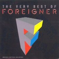 Foreigner Very best of (1977-87/92) [CD]