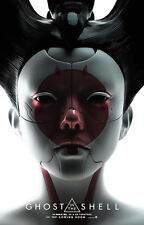 "Ghost in the Shell 11"" x 17"" Movie Poster ( T4 ) - B2G1F"