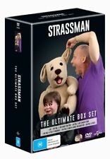 David Strassman - The Live Collection (DVD, 2018) (Region 4) New Release