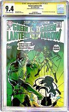 Green Lantern #76 (1970), CGC 9.4 , Neal Adams SS Sketch Unique Key