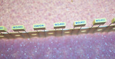 QTY (100) .01uf 63V 20% METALLIZED POLYESTER FILM CAPACITORS BF014D0103MDD LCC